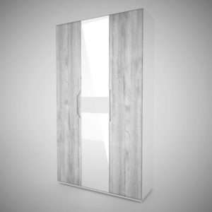 Шкаф 3х Сорренто с зеркалом