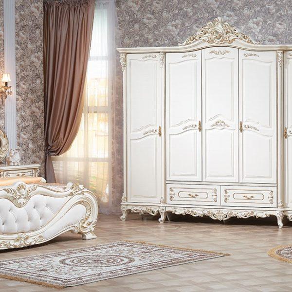 Спальня Федерика крем