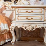 Спальня Федерика крем тумба