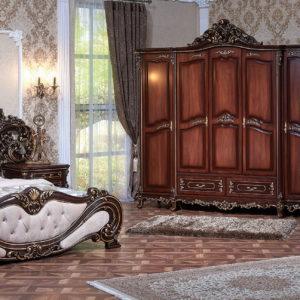 Спальня Федерика орех