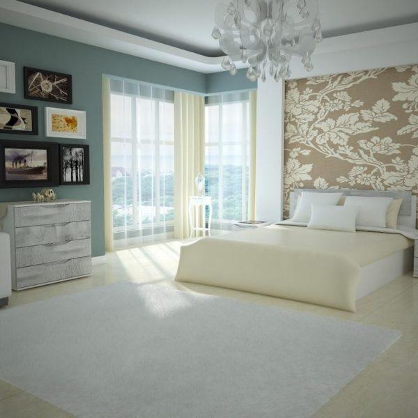 Спальня Сорренто без шкафа