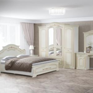 Спальня модульная «Деметра» NEW 4-х дв.