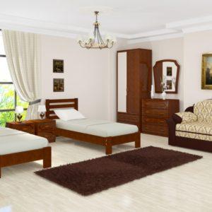 Мебель для гостиницы Эконом вариант 3