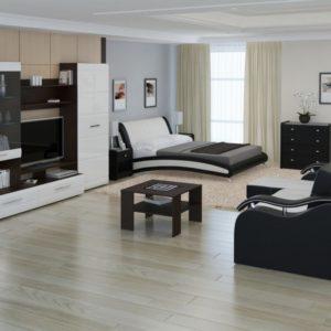 Мебель для гостиницы Люкс вариант 1