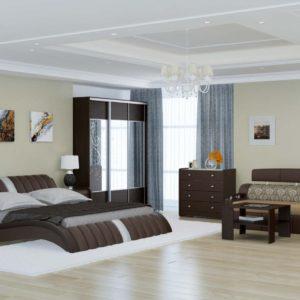 Мебель для гостиницы Люкс вариант 2