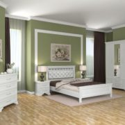 Спальня Грация белый