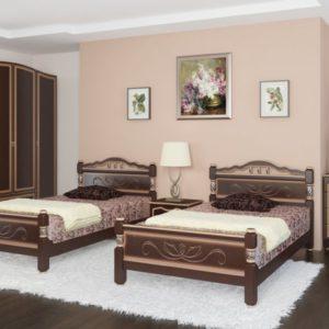 Стандарт с двумя спальными местами