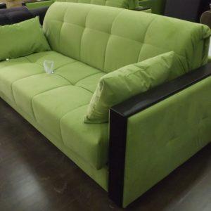 Диван Инфинити Н 160 ИН4545, Тори 54 (зеленый), Тори 54 (зеленый)