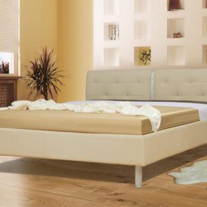 Кровать интерьерная Анжелика (1600)