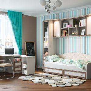 Набор детской мебели Миндаль