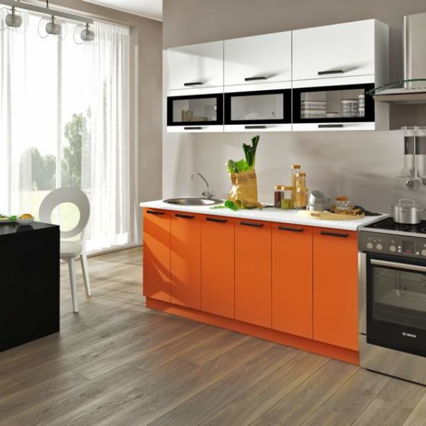 Кухня Фиджи Оранж 1.8