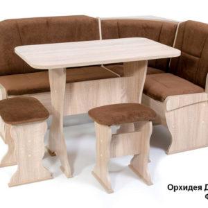Кухонный уголок Орхидея Сонома ФЛОК МОККО