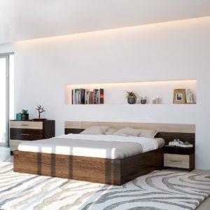 Спальня Уют Кантер-Сонома без шкафа