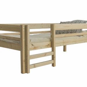 Детская деревянная кровать Тедди