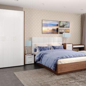 Модульная спальня Камея №1