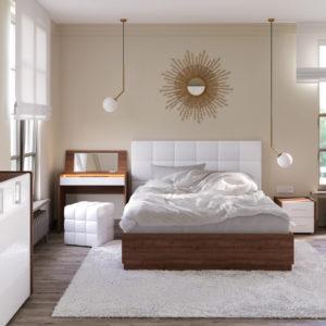 Модульная спальня Камея №2