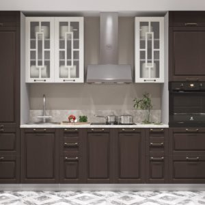 Кухня Гарда 3.1 Ваниль-Шоколад