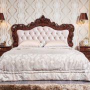 Набор мебели для спальни «Аделаида» кровать фото