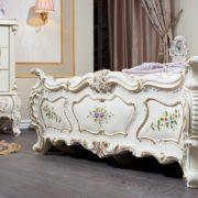 Набор мебели для спальни «Шанель» изножье кровати