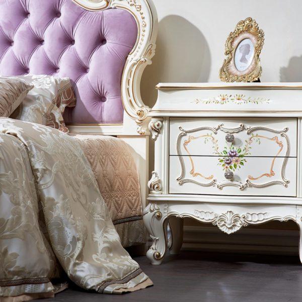 Набор мебели для спальни «Шанель» тумбочка