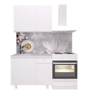 Кухня ПОИНТ (POINT) 100 Белый