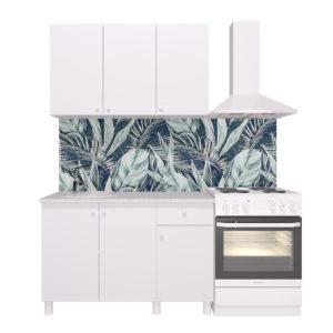 Кухня ПОИНТ (POINT) 120 Белый