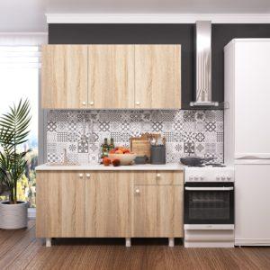 Кухня ПОИНТ (POINT) 150 Сонома