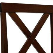 Обеденный комплект эконом Хадсон (стол + 4 стула) cappuccino фото-1