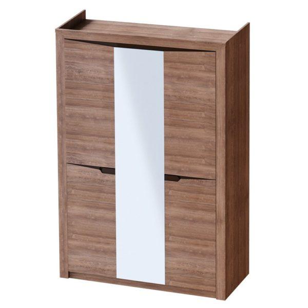 Шкаф 3-дверный Соренто