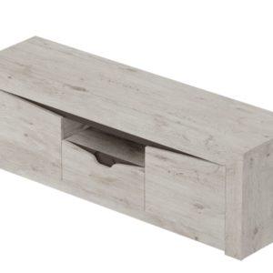 Соренто гостиная Тумба ТВ с 2 дверцами и ящиком Дуб бонифаций