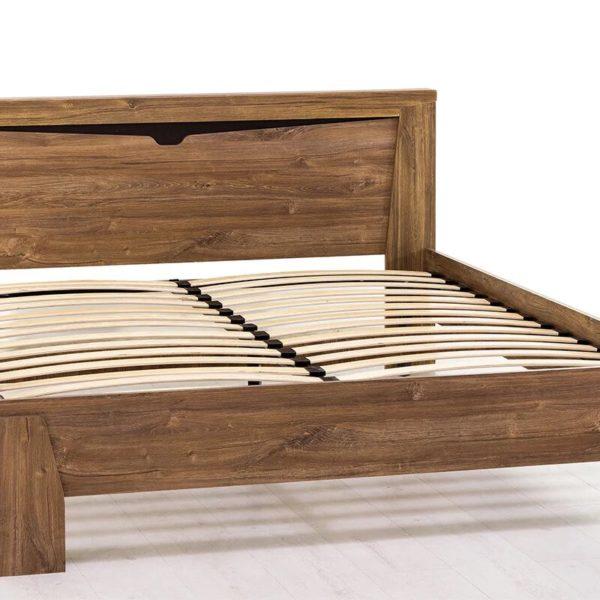 Соренто кровать 180х200 Дуб стирлинг