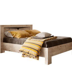 Спальный гарнитур Соренто кровать 120 Дуб бонифаций