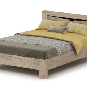Спальный гарнитур Соренто кровать 180 Дуб бонифаций