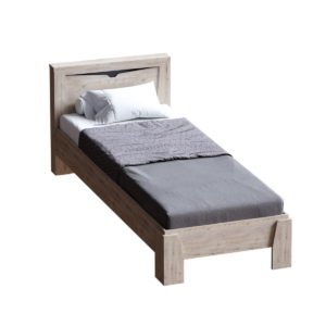 Спальный гарнитур Соренто кровать 90 Дуб бонифаций