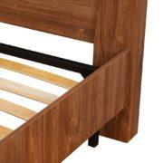 Спальный гарнитур Соренто кровать фото 2 Дуб стирлинг