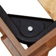 Спальный гарнитур Соренто кровать фото 3 Дуб стирлинг