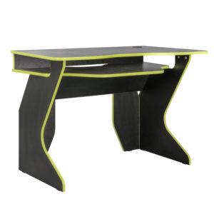 Геймерский компьютерный стол БАЗИС Черный, Желтый (1)