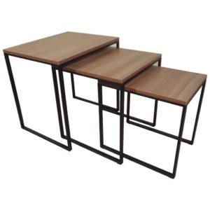 Набор выдвижных столов Трио