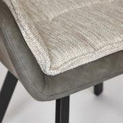 Кресло «Vista» (mod. DС5067 L) (бежевыйчерный) фото-1