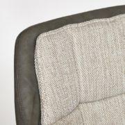 Кресло «Vista» (mod. DС5067 L) (бежевыйчерный) фото-2