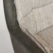 Кресло «Vista» (mod. DС5067 L) (бежевыйчерный) фото-3