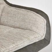 Кресло «Vista» (mod. DС5067 L) (бежевыйчерный) фото-6