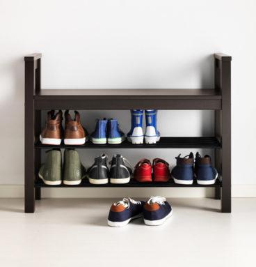 Полочки для обуви