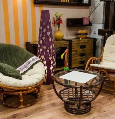 Стулья и кресла для дачи